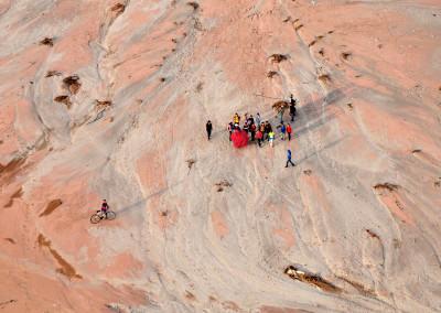Kids in dry Riverbed – Taroudant, Morocco