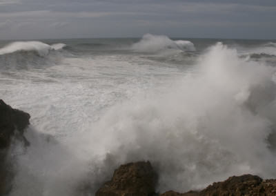Big Wave – Nazare, Portugal